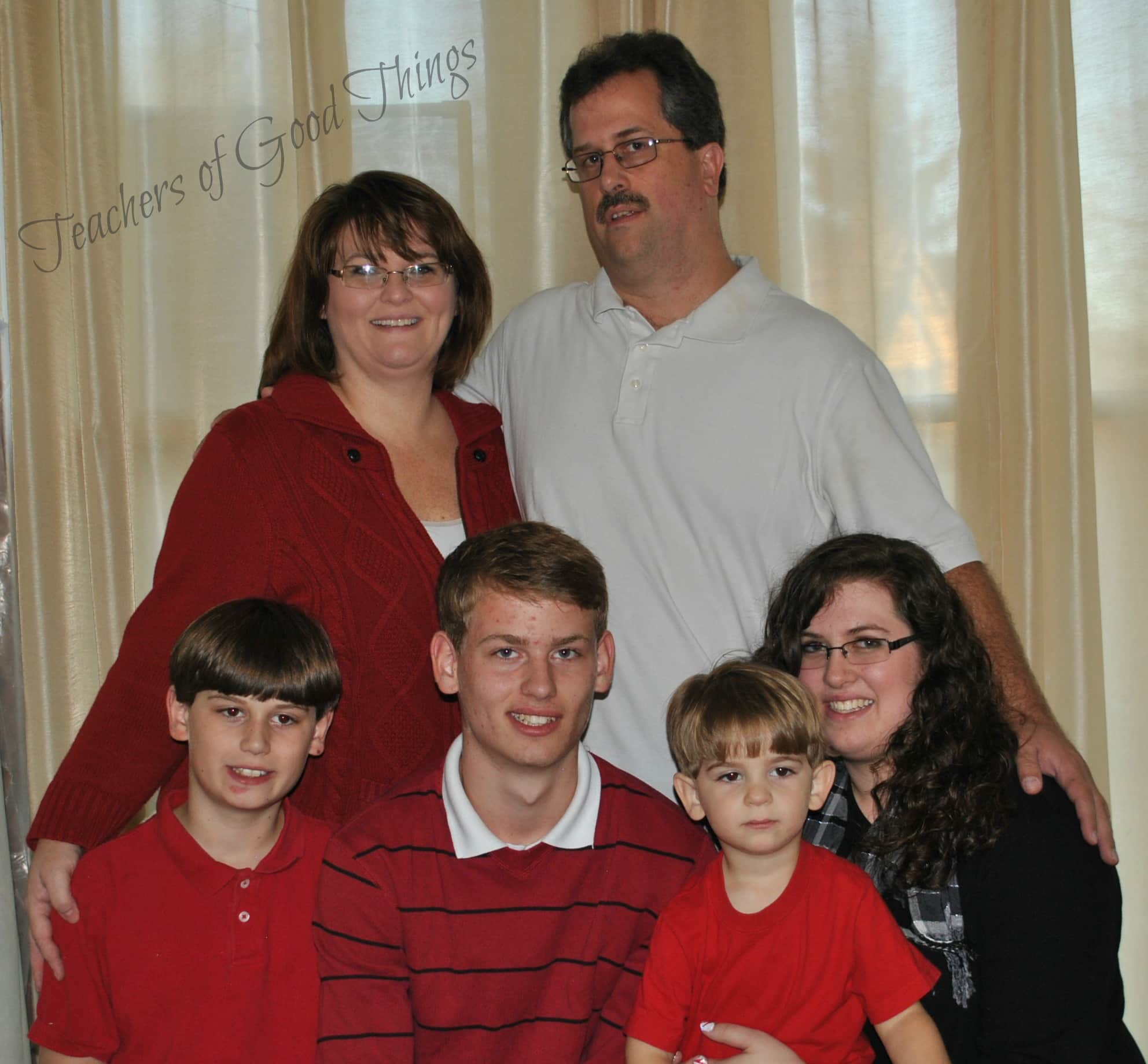 The Freeman Family Christmas Newsletter for 2012