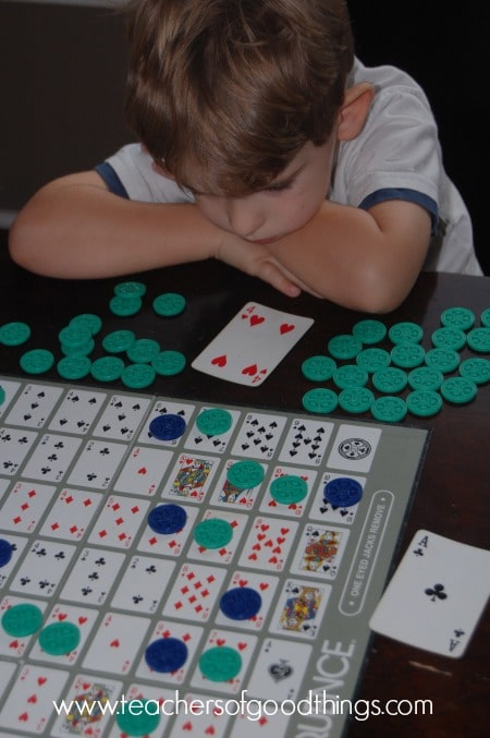 Number Recognition www.joyinthehome.com