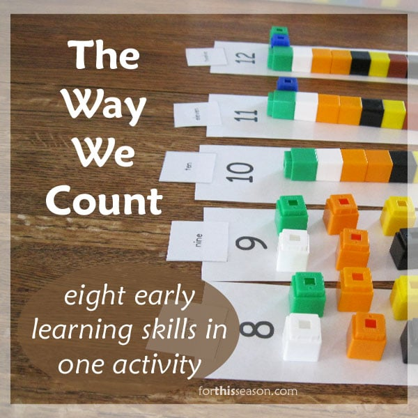 The-Way-We-Count-Eight-Early-Learning-Skills-in-One-Activity