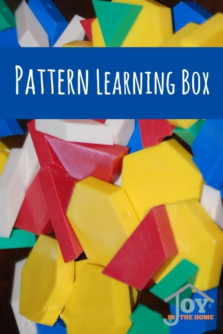 Pattern Learning Box