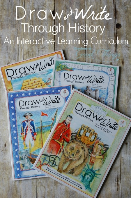 Draw and Write Through History: An Interactive Curriculum