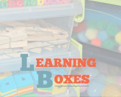 Learning Boxes posts from Joy in the Home | www.joyinthehome.com