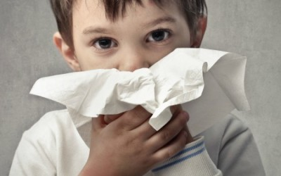 How to Treat a Child's Cold Naturally