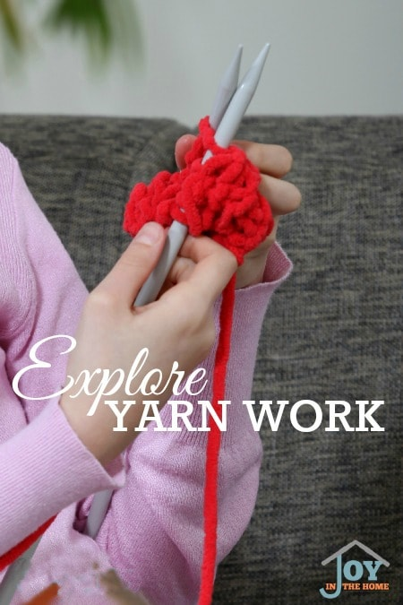 Explore Yarn Work