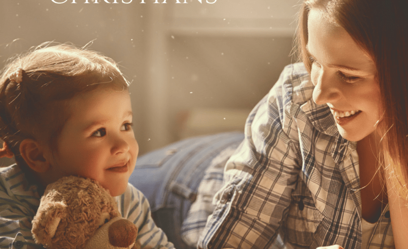 6 Keys to Raising Christians - These elements of parenting will further your efforts of passing your Christian faith on to your children in an easy and effortless way. | www.joyinthehome.com