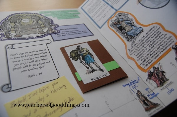 K is for Kings Journaling Ideas