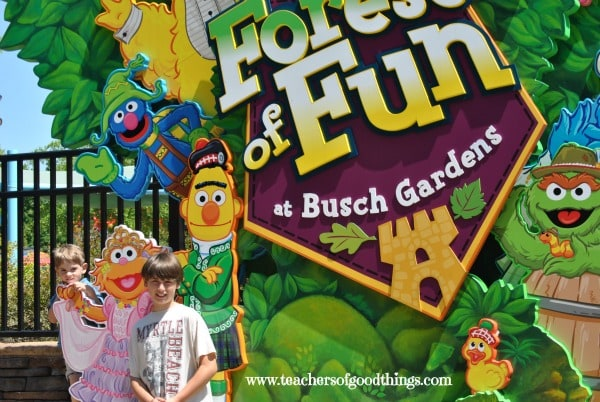 A Family Guide to Busch Gardens