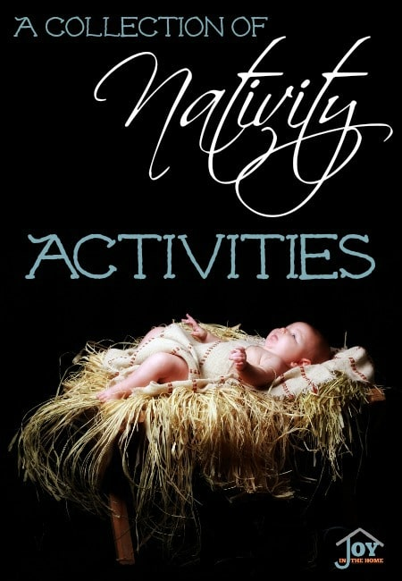 A Collection of Nativity Activities