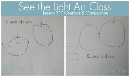 See the Light Lesson 3 Examples | www.joyinthehome.com