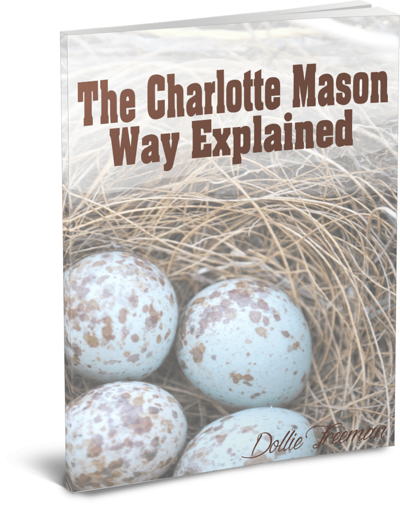 The Charlotte Mason Way Explained | www.joyinthehome.com