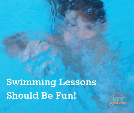 How to Teach Your Child to Swim With Out Lessons - Follow these steps to successfully teach your child to swim in one summer.   www.joyinthehome.com