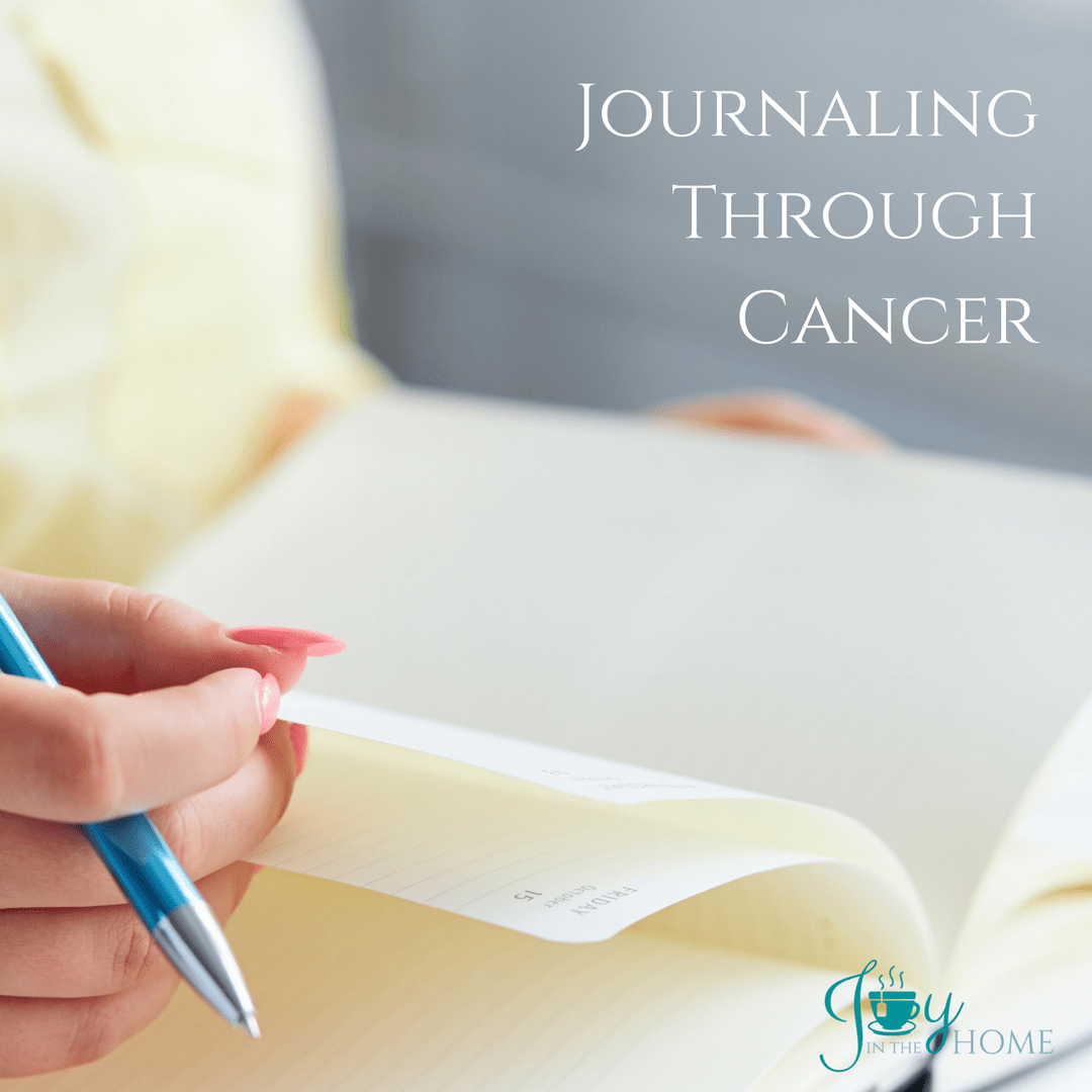 Journaling Through Cancer